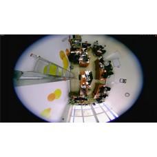 Macroscop модуль Развертка Fisheye-камер