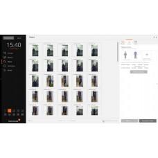 Macroscop модуль Интерактивный поиск и межкамерный трекинг