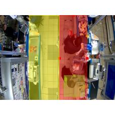 Macroscop модуль Определение длины очереди