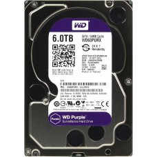 WD Purple IntelliPower WD60PURX 6 Тб